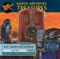 Radio Archives Treasures, Volume 51 - 20 hours