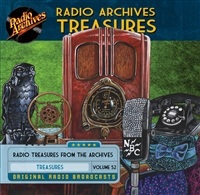Radio Archives Treasures, Volume 52 - 20 hours