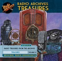 Radio Archives Treasures, Volume 53 - 20 hours