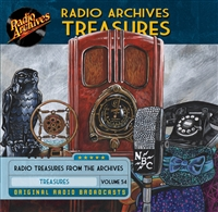 Radio Archives Treasures, Volume 54 - 20 hours