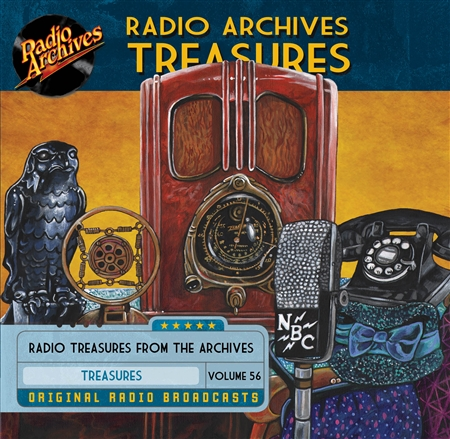 Radio Archives Treasures, Volume 56 - 20 hours