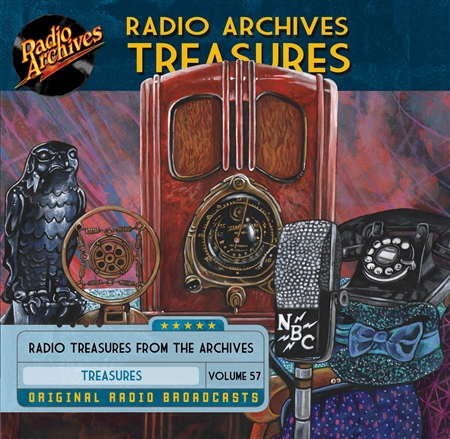 Radio Archives Treasures, Volume 57 - 20 hours