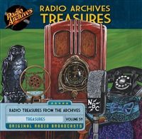 Radio Archives Treasures, Volume 59 - 20 hours