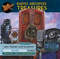 Radio Archives Treasures, Volume 60 - 20 hours