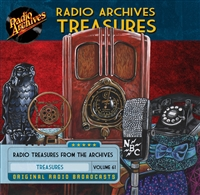Radio Archives Treasures, Volume 61 - 20 hours