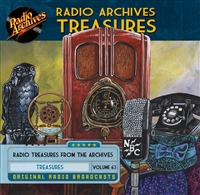 Radio Archives Treasures, Volume 63 - 20 hours