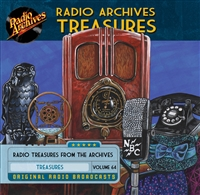 Radio Archives Treasures, Volume 64 - 20 hours