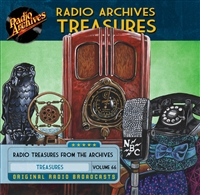 Radio Archives Treasures, Volume 66 - 20 hours