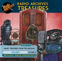 Radio Archives Treasures, Volume 70 - 20 hours