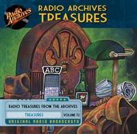 Radio Archives Treasures, Volume 72 - 20 hours