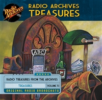 Radio Archives Treasures, Volume 73 - 20 hours