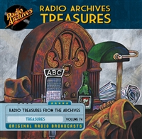 Radio Archives Treasures, Volume 74 - 20 hours