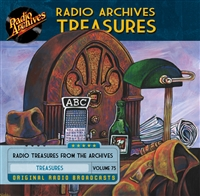 Radio Archives Treasures, Volume 75 - 20 hours