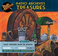 Radio Archives Treasures, Volume 76 - 20 hours