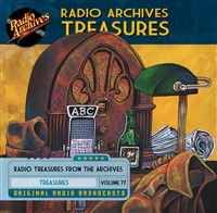 Radio Archives Treasures, Volume 77 - 20 hours