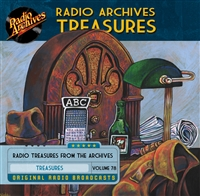 Radio Archives Treasures, Volume 78 - 20 hours