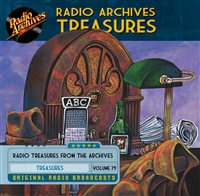 Radio Archives Treasures, Volume 79 - 20 hours