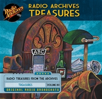 Radio Archives Treasures, Volume 80 - 20 hours