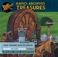 Radio Archives Treasures, Volume 81 - 20 hours