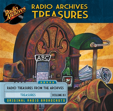 Radio Archives Treasures, Volume 83 - 20 hours