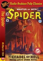 The Spider eBook #6 The Citadel of Hell