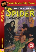 The Spider eBook #8 The Mad Horde
