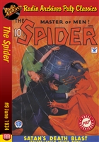 The Spider eBook #9 Satan's Death Blast