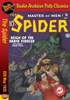 The Spider eBook #20 Reign of the Death Fiddler