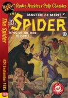 The Spider eBook #24 King of the Red Killers