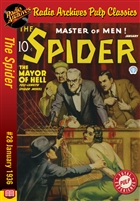 The Spider eBook #28 The Mayor of Hell