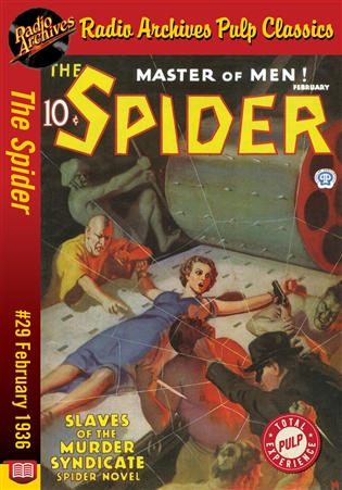 The Spider eBook #29 Slaves of the Murder Syndicate