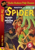 The Spider eBook #32 Slaves of the Dragon