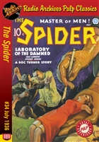 The Spider eBook #34 Laboratory of the Damned