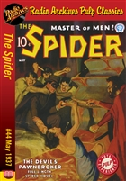 The Spider eBook #44 Devil's Pawnbroker