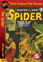 The Spider eBook #45 Voyage of the Coffin Ship