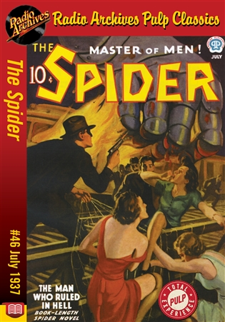 The Spider eBook #46 The Man Who Ruled in Hell
