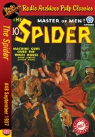The Spider eBook #48 Machine Guns over the White House