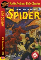 The Spider eBook #50 Master of the Flaming Horde
