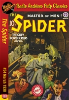 The Spider eBook #54 The Grey Horde Creeps