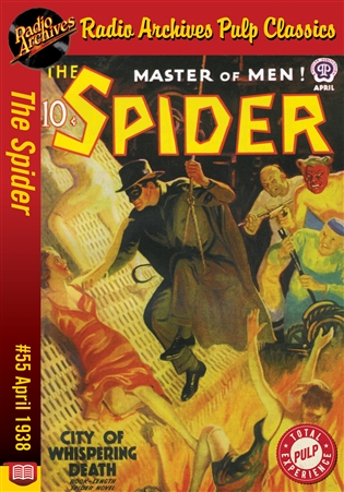The Spider eBook #55 City of Whispering Death