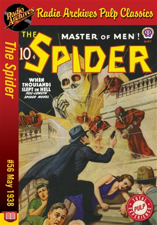 The Spider eBook #56 When Thousands Slept in Hell