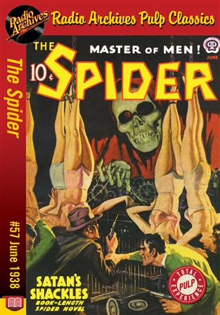 The Spider eBook #57 Satan's Shackles
