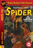 The Spider eBook #59 The Devil's Candlesticks