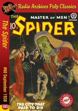 The Spider eBook #60 The City that Paid to Die