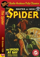 The Spider eBook #61 The Spider at Bay