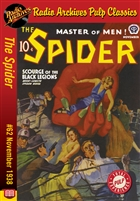 The Spider eBook #62 Scourge of the Black Legions