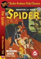 The Spider eBook #63 The Withering Death