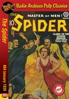 The Spider eBook #64 Claws of the Golden Dragon