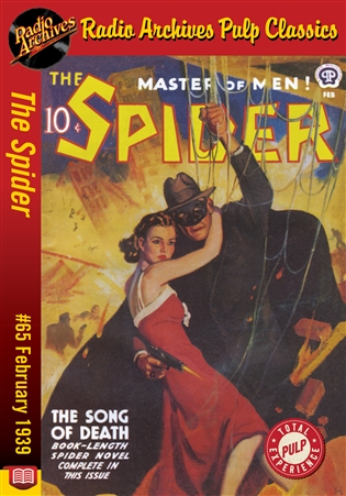 The Spider eBook #65 The Song of Death