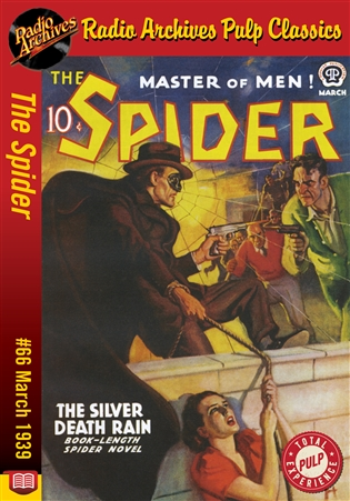 The Spider eBook #66 The Silver Death Rain